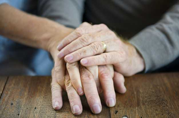 Una pareja perfecta ¡siempre enamorados!