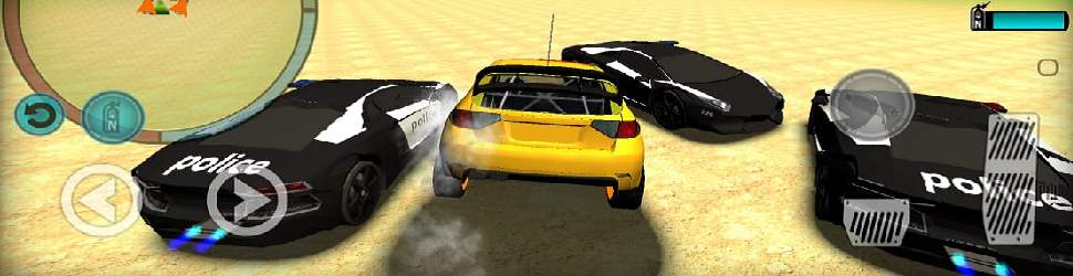 Adrenalina Racing Un juego de carreras para que pases momentos divertido,¡Cuidate de la poli!.