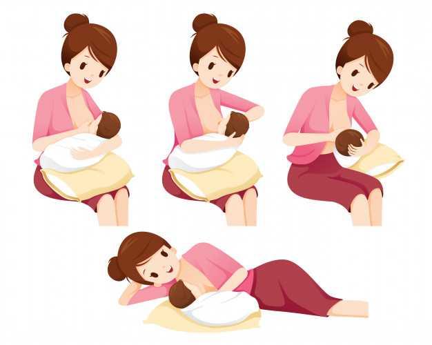 Lo que debes saber al amamantar a tu bebé