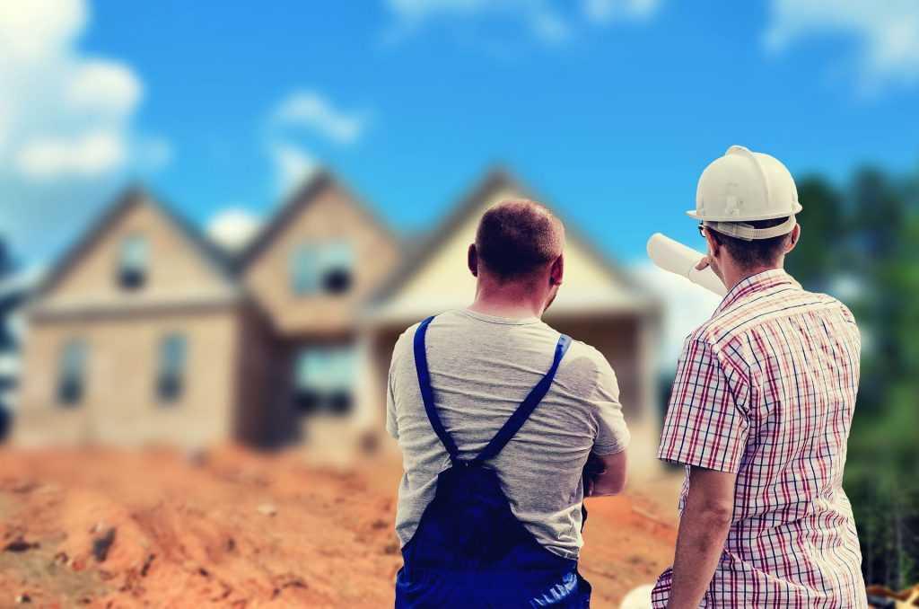 Costruyendo una casa